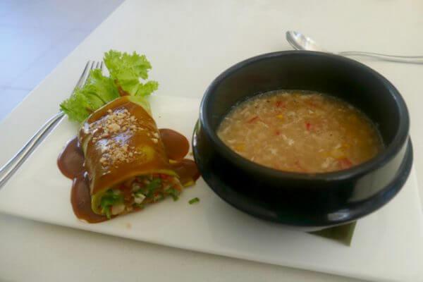 Soup at Discovery Shores Boracay